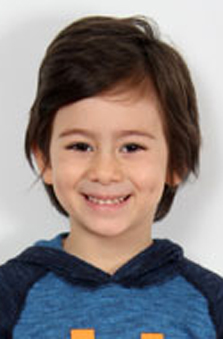Erkek Çocuk Manken - Demir Demirbaþ