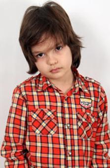 Erkek Çocuk Manken - Azad Tayfur Ebiri