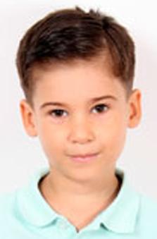 8 Yaþ Erkek Çocuk Manken - Mehmet Can Erdoðan