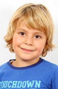 8 Yaþ Erkek Çocuk Manken - Kürþat Eker