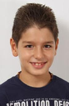 14 Yaþ Erkek Çocuk Manken - Tarýk Elibol