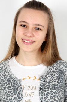 15 - 19 Yaþ Bayan Cast - Melisa Özlem Þeniþ
