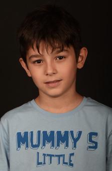 11 Yaþ Erkek Çocuk Manken - Kaðan Duman