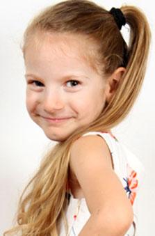Kýz Çocuk Manken - Asya Kazlý