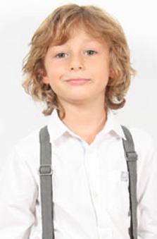 6 Yaþ Erkek Çocuk Manken - Demir Gök
