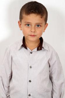 9 Yaþ Erkek Çocuk Manken - Abdulkerim Sezen