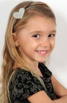 5 Yaþ Kýz Çocuk Manken - Elvin Nasuh