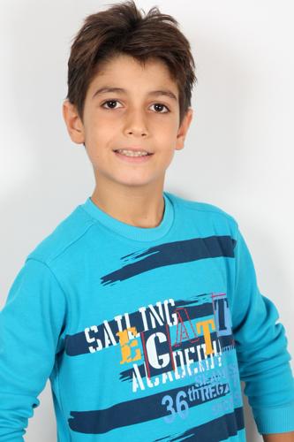Erkek Çocuk Manken - Arda Cesur Demir