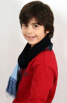 9 Yaþ Erkek Çocuk Manken - Arda Süleyman Balcý