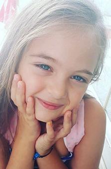 8 Yaþ Kýz Çocuk Manken - Alya Dalyancý