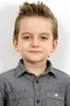 Erkek Çocuk Manken - Arda Uykan