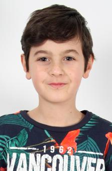 11 Yaþ Erkek Çocuk Manken - Mert Gezer