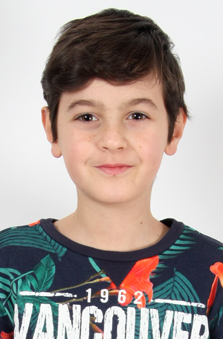11 Yaþ Kýz Çocuk Manken - Mert Gezer