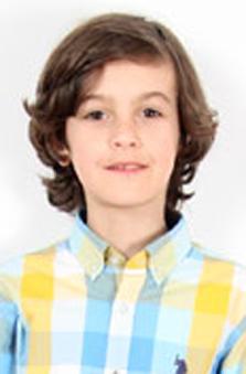 11 Yaþ Erkek Çocuk Oyuncu - Mert Gezer