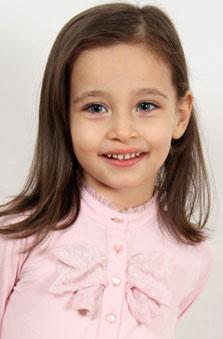 Kýz Çocuk Manken - Almina Yadigar