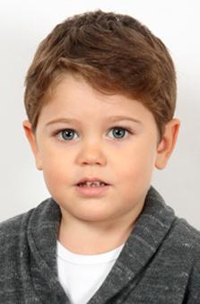 Erkek Çocuk Manken - Ayaz Kýr
