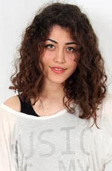 15 - 19 Yaþ Bayan Oyuncu - Ezgi Erbil