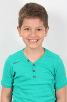 10 Yaþ Erkek Çocuk Manken - Enes Bay