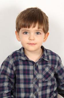 Erkek Çocuk Manken - Ahmet Ege Týraþ