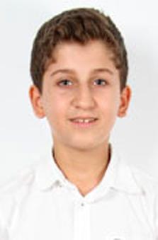 14 Yaþ Erkek Çocuk Manken - Mirza Yýldýz
