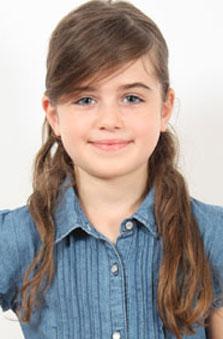 Kýz Çocuk Manken - Açelya Diþikara