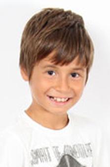 10 Yaþ Erkek Çocuk Manken - Doruk Evcimik