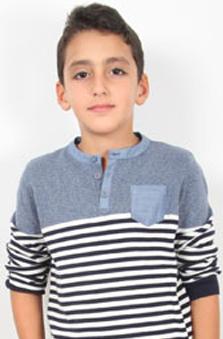 12 Yaþ Erkek Çocuk Manken - Ahmet Emin Keçeci