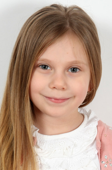 6 Yaþ Kýz Çocuk Manken - Beren Kenar