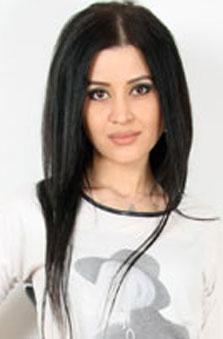 20 - 25 Yaþ Bayan Cast - Gulshan Kozakova
