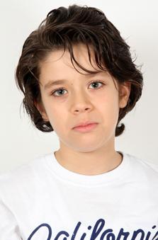 11 Yaþ Erkek Çocuk Manken - Özer Tuncer