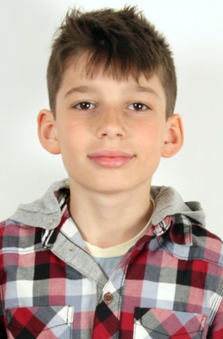 10 Yaþ Erkek Çocuk Manken - Metehan Hacýoðlu