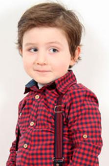 4 Yaþ Erkek Çocuk Manken - Muhammed Emir Gül