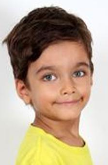 6 Yaþ Erkek Çocuk Oyuncu - Deniz Efe Tilki
