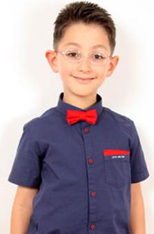 8 Yaþ Erkek Çocuk Manken - Burak Özer