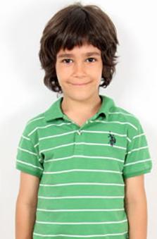 8 Yaþ Erkek Çocuk Oyuncu - Ali Mirza Ýyilik