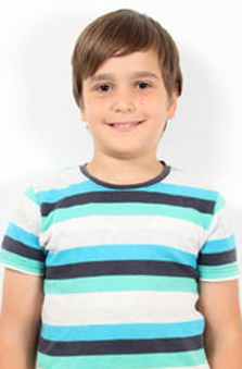 12 Yaþ Erkek Çocuk Manken - Muhammed Allahverdi