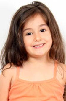6 Yaþ Kýz Çocuk Oyuncu - Asya Yalçýn