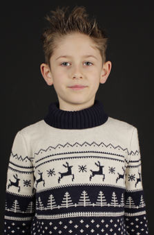 8 Yaþ Erkek Çocuk Manken - Ali Artun Berrak