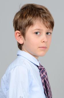 7 Yaþ Erkek Çocuk Manken - Ali Artun Berrak