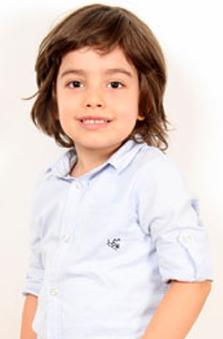 5 Yaþ Erkek Çocuk Oyuncu - Emiralp Kaya