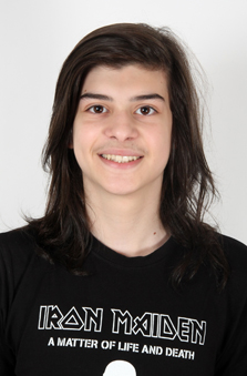 15 - 19 Yaþ Erkek Oyuncu - Ahmet Buðra Yýlmaz