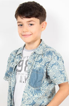 11 Yaþ Erkek Çocuk Oyuncu - Emir Baykal