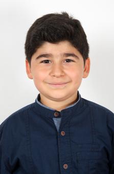 10 Yaþ Erkek Çocuk Manken - Abdulsamet Aktaþ