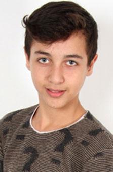 14 Yaþ Erkek Çocuk Oyuncu - Ýbrahim Ýnag