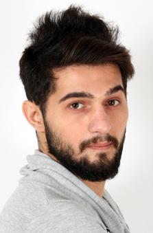 20 - 25 Yaþ Erkek Oyuncu - Ahmet Furkan Gültekin