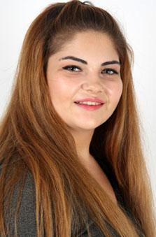 15 - 19 Yaþ Bayan Cast - Çaðla Zeynep Gürler