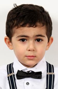 4 Yaþ Erkek Çocuk Cast - Emir Erol Demir