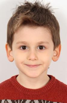 9 Yaþ Erkek Çocuk Manken - Kaan Özkan
