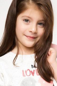 7 Yaþ Kýz Çocuk Manken - Selin Salman