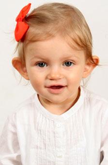 2 Yaþ Kýz Çocuk Manken - Elif Betül Kanber